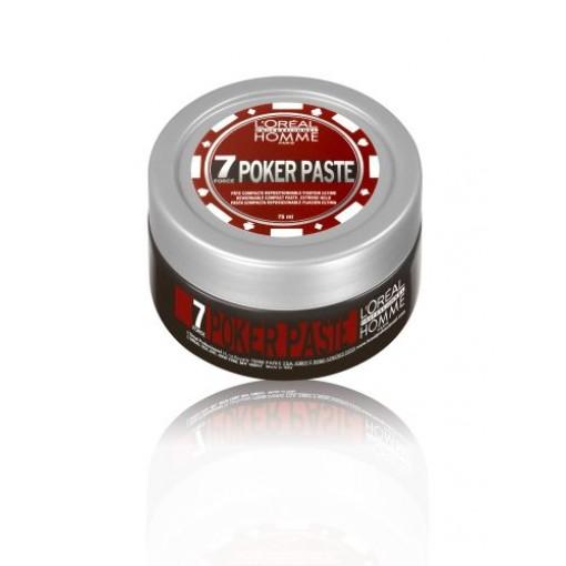 L'OREAL PRO HOMME PATE Poker Paste 75ML