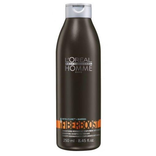 L'OREAL PRO HOMME SHAMPOING Fiberboost 250ML