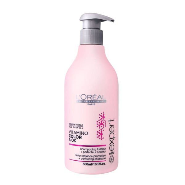 L'OREAL PRO SERIE EXPERT VITAMINO COLOR AOX SHAMPOING 500ML