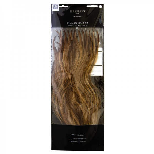 Paquet 50 extensions Balmain Ombré Ty and Dy London