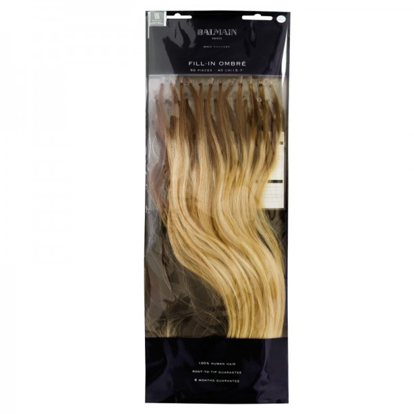 Paquet 50 extensions balmain ombré ty and dy New York