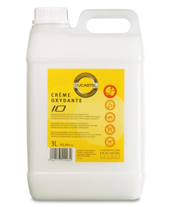 Crème oxydante 10 vol Ducastel 3L