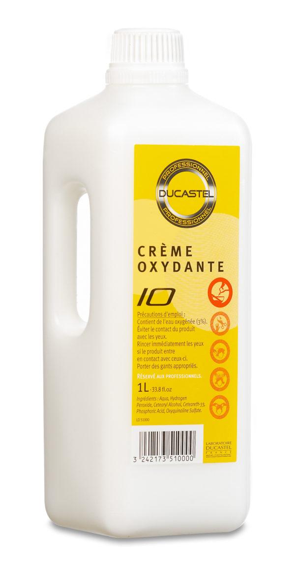 Crème oxydante 10 vol Ducastel 1L