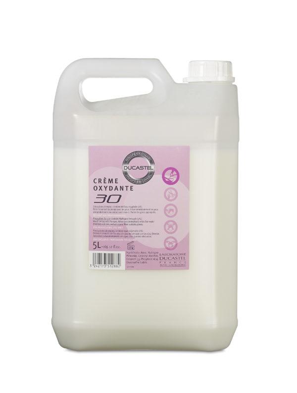 Crème oxydante 30 vol Ducastel 5L