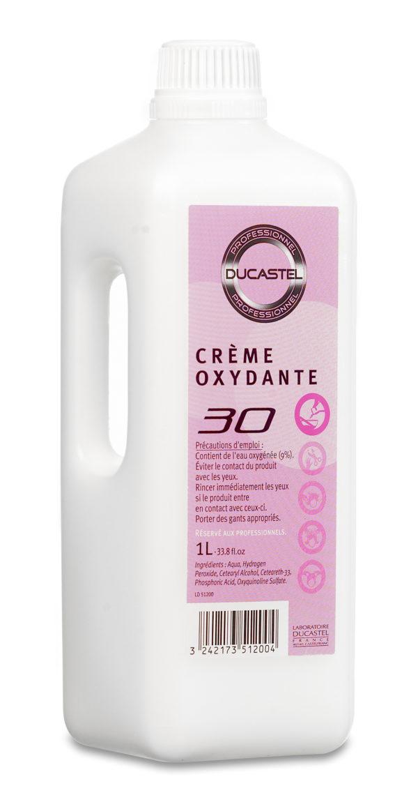 Crème oxydante 30 vol Ducastel 1L