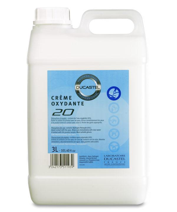 Crème oxydante 20 vol Ducastel 3L