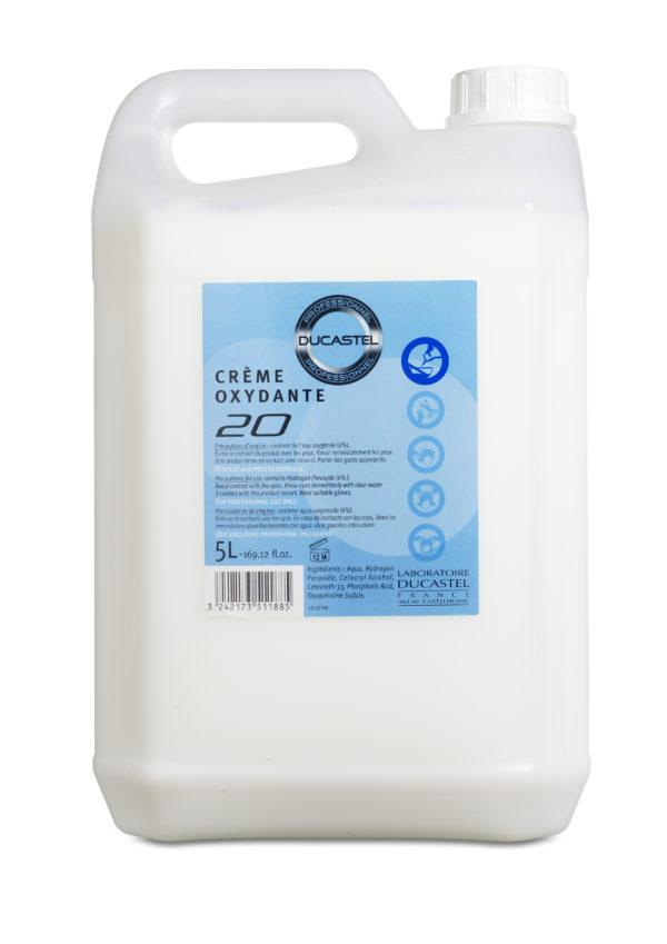 Crème oxydante 20 vol Ducastel 5L