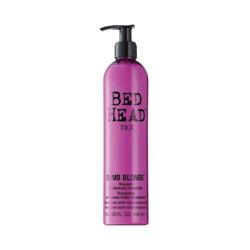 Dumb Blonde Shampoo  Pour les cheveux traités chimiquement TIGI 400ML