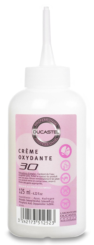 Crème oxydante 30 vol Ducastel 125ml