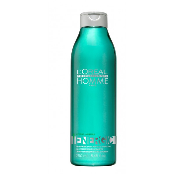 l'oreal prohomme shampoing energic  250ml