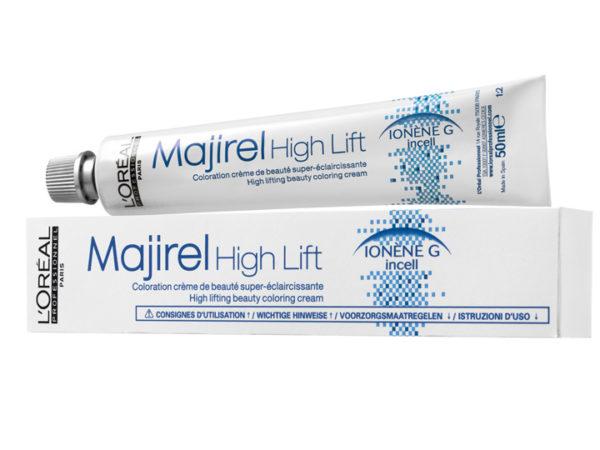 Coloration d'oxydation Majirel High Lift de L'Oréal