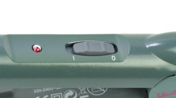 Fer à lisser HAIR STYLING 1 - 200° - 35W - Plaques 90x25mm - Interrupteur LED