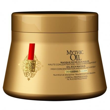 Masque Mythic Oil Cheveux Epais 200ml par L'oréal