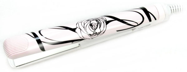 Mini Fer à lisser Blushing Roses - 200° - Limited Edition