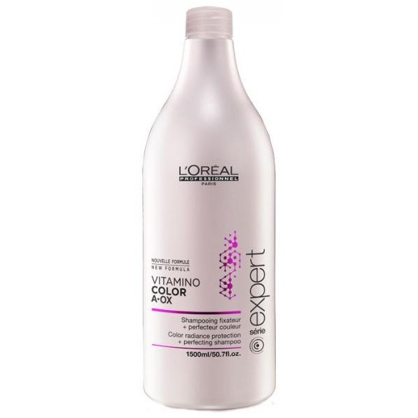 SHAMPOOING VITAMINO COLOR A-OX - 1500 ML
