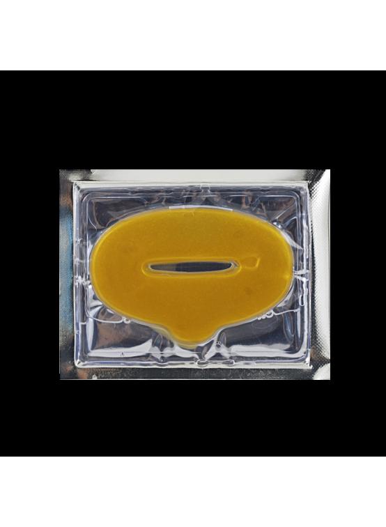 Masque au Collagène et à la poudre d'Or pour les Lèvres - AURUM LIP MASK