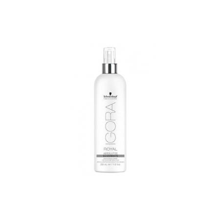 Spray sublimateur chev blancs ou poivre sel schwarzkopf 350ml