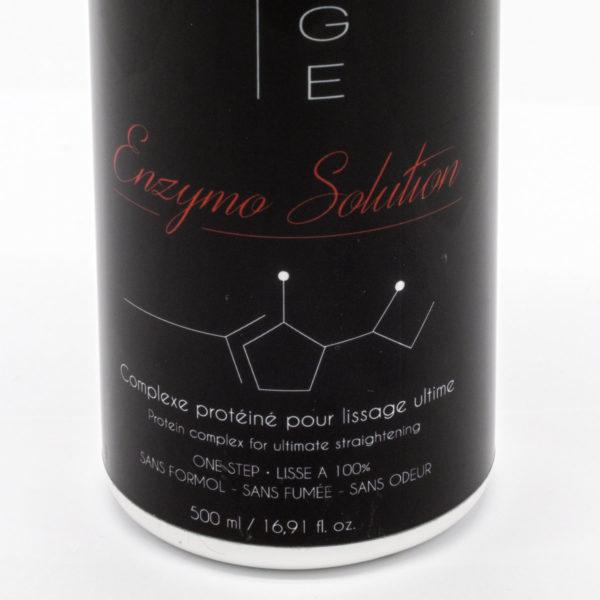 Complexe Protéiné pour lissage ultime - Enzymo Solution - sans formol