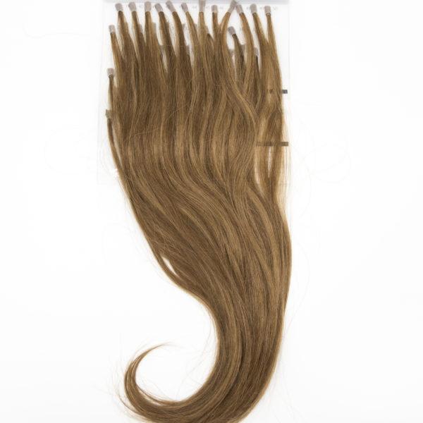 50 extensions cheveux naturelles à la kératine - 12.6