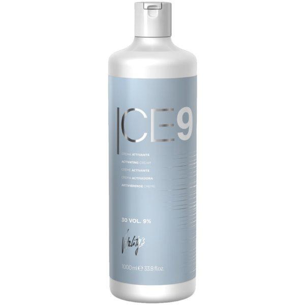 Ice 9 Crème Oxydante Eclaircissement jusqu'à 6 tons