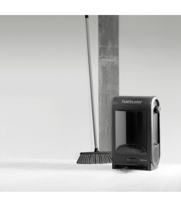 Poubelle Aspirateur - Hairbuster