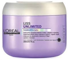 soin liss unlimited L'oreol Serie Expert