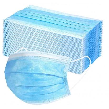 Masques Chirurgicaux Jetables à prix /50